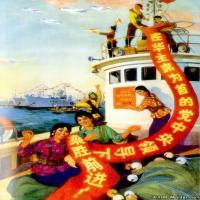 红色经典(6)民俗画作品图片