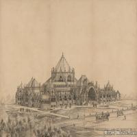 建筑图纸(20)建筑图纸插画图片插画建筑图片