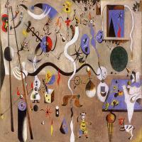 琼·米罗 Joan Miro作品图片