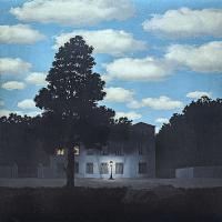 马格里特 Magritte Rene高清作品图片
