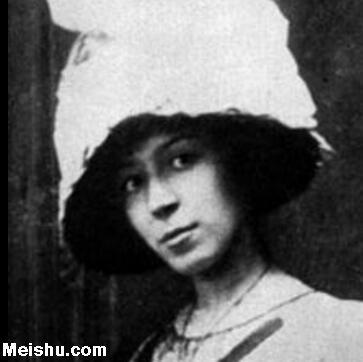 玛丽·劳伦奇Marie Laurenci