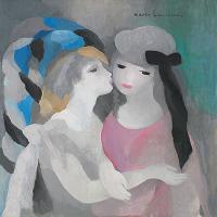 玛丽·劳伦奇Marie Laurenci作品集