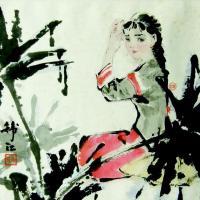 徐锦江水墨作品图片