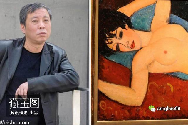 刘益谦:每一件艺术品都是天价