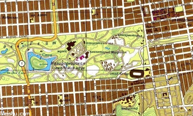 太震撼!苏联曾秘密手绘地图,标记了整个世界