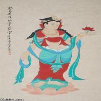 马啸天水墨作品集(2)-人物画集1