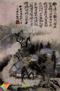 中国清朝时期-中国美术史(8)