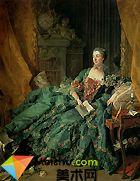 洛可可艺术-十八至十九世纪美术史(1)