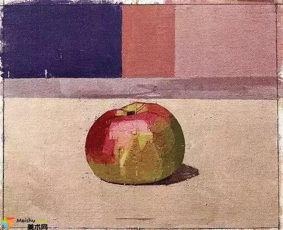 油画技法-英国当代画坛三杰之一,用测量来绘画,对艺术苛刻到极致!