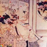 春宫图的真相,宋太宗让画师现场作画