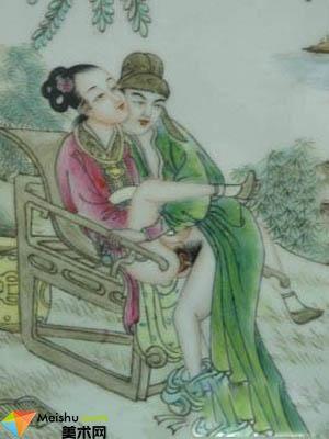 古代春宫图的拍卖行情参考