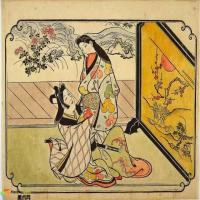 日本浮世绘春宫绘画的情色美学