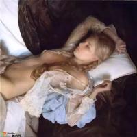 谢尔盖·马什尼科夫万种风情的油画人体作品