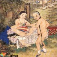 春宫画中的中西方性文化之比較