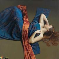 浅析西方艺术史上素描与色彩之争,世界油画大师的经典人体作赏析