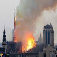 巴黎圣母院的灰烬还热着,人心已经冷了!