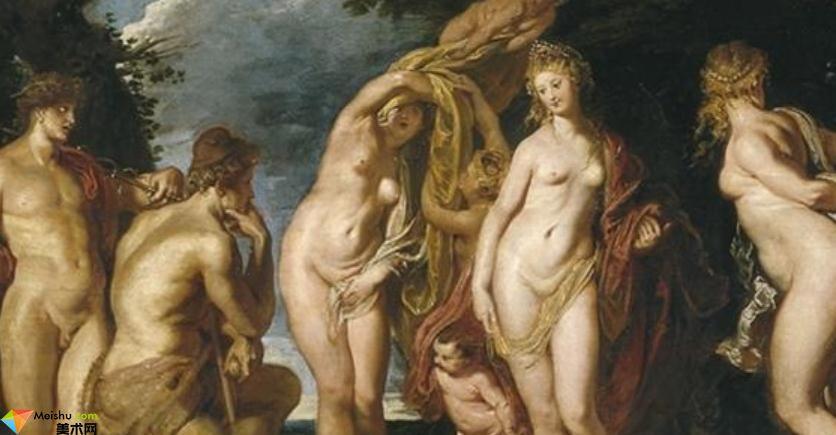 鲁本斯Rubens-油画展(一)