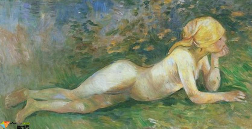 莫里索Morisot-油画展