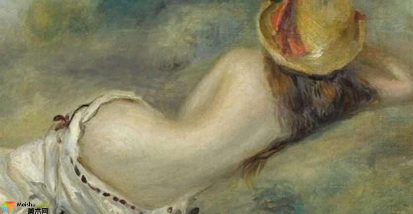 法国画家雷诺阿-油画展(二)