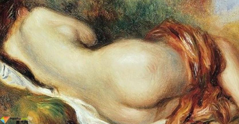 法国画家雷诺阿-油画展(一)