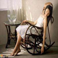 谈油画发展的局限性,世界人体油画里的性感女子赏析