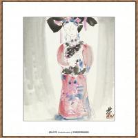 林风眠绘画作品集 (205)