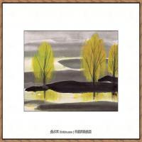 林风眠绘画作品集 (58)