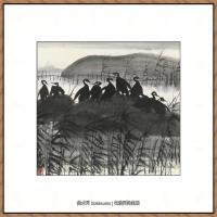 林风眠绘画作品集 (37)