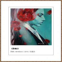 周家米油画网络展 (29)