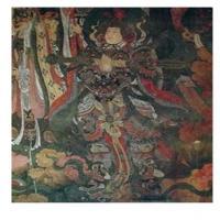明清美术史-壁画版画与年画