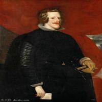 【打印级】YHR191129056-席尔瓦委拉斯凯兹Diego Rodríguez de Silva y Velázquez西班牙画家绘画作品集油画作品高清图片Diego VelázquezPhili