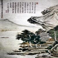 中国著名画家张大千水墨作品集(一)