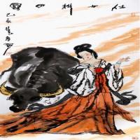 中国水墨画家张孝勇作品赏析(二)