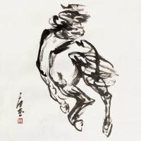 李广明当代水墨作品