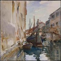 【打印级】SCR190845075-约翰萨金特John Singer Sargent美国肖像画家水彩画家绘画作品集萨金特水彩作品