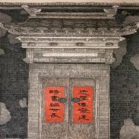 门神画-张兰鹏