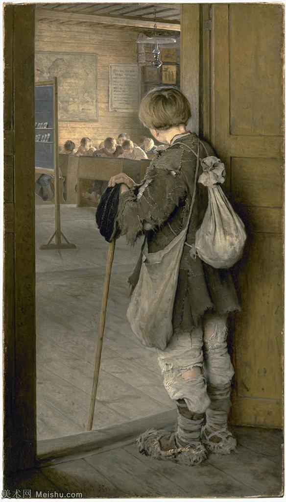 【打印级】YHR15105426-列宾Ilya Repin经典油画作品高清图片人物肖像油画作品图片素材写实派画家油画作品