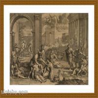 【超顶级】SM9196335-名作底稿-希腊战争王宫高清图片-126M-8101X5476