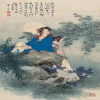 華三川工筆人物作品圖集(3)
