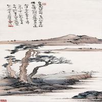 陳半丁國畫水墨畫作品圖集(1)