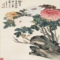 陳半丁國畫水墨畫作品圖集(3)