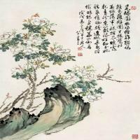 陳半丁國畫水墨畫作品圖集(4)