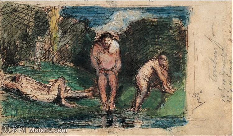 【欣赏级】YHR151617001-法国著名画家保罗塞尚Paul Cézanne印象派油画作品高清图片塞尚静物画塞尚风景