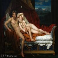 【欣赏级】YHR171253023-法国著名画家雅克路易大卫Jacques Louis David古典-宫廷绘画作品高清图片黄家画师大卫古典绘画作品高清大图-13M-2500X1872