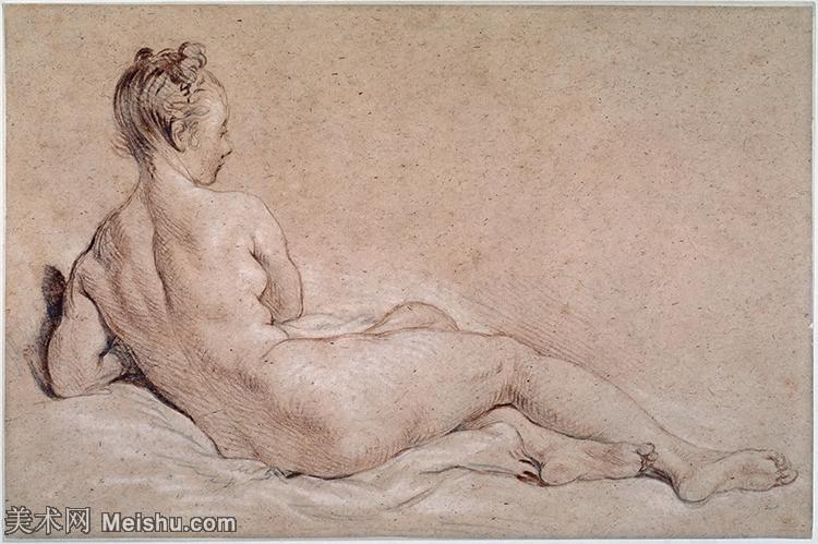 【打印级】YHR171349201-法国洛可可风格画派画家弗朗索瓦布歇Francois Boucher油画作品高清图片肖