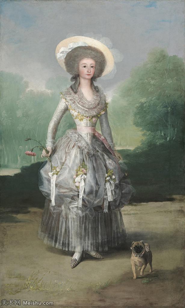 【欣赏级】YHR180849038-弗朗西斯科何塞德戈雅Francisco José de Goya y Lucient