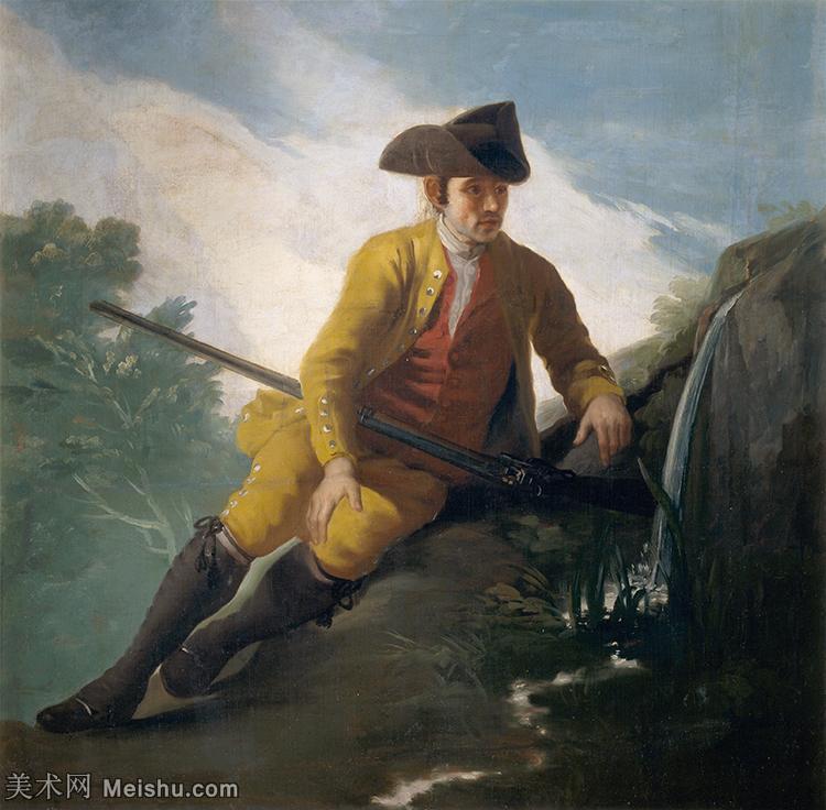 【打印级】YHR180849134-弗朗西斯科何塞德戈雅Francisco José de Goya y Lucient