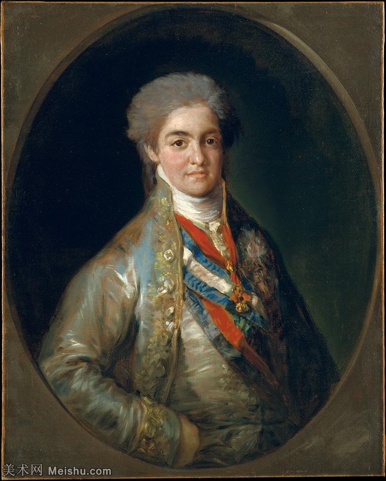 【打印级】YHR180849147-弗朗西斯科何塞德戈雅Francisco José de Goya y Lucient