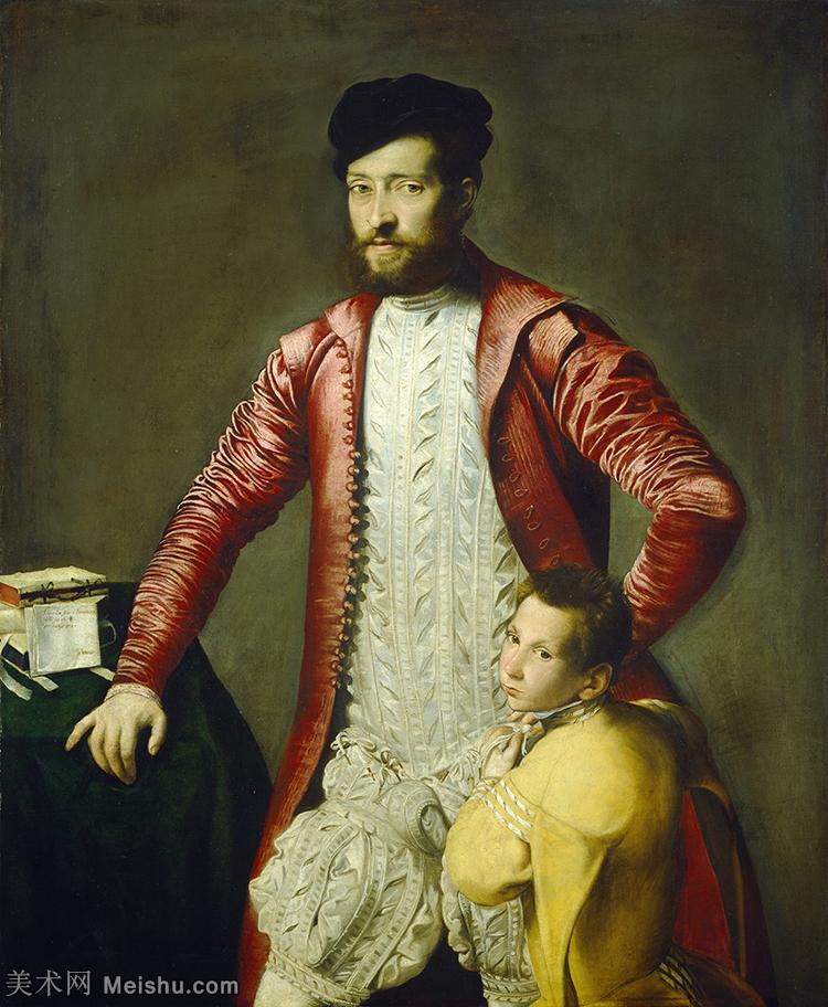 【欣赏级】YHR180943099-意大利画家提香韦切利奥Tiziano Vecellio西方油画之父提香大师作品高清图