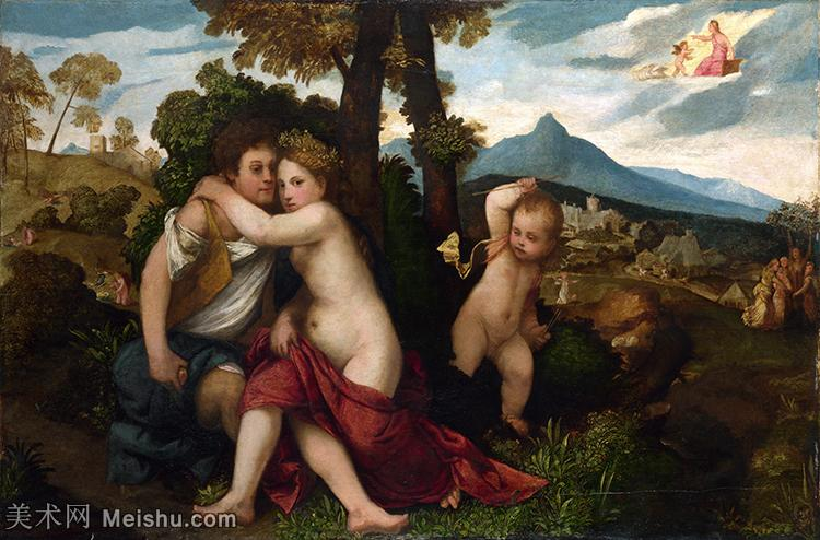 【超顶级】YHR180943256-意大利画家提香韦切利奥Tiziano Vecellio西方油画之父提香大师作品高清图